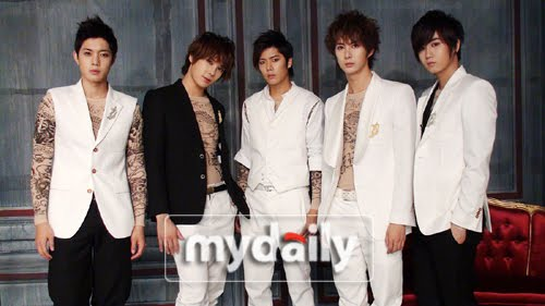 power tattoo. SS501, Power tattoo?