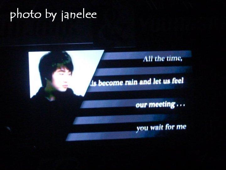 Kyu Jong & Young Saeng's  mensaje de agradecimiento 42