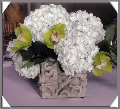 White Hydrangea Wedding Centerpieces on Hydrangea Centerpieces Weddings    Pictures Photos Images