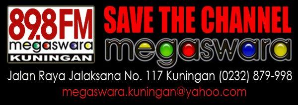 MEGASWARA 89,8 FM - KUNINGAN