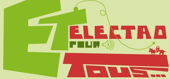 et electro pour tous ...