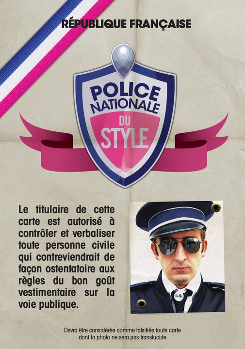 Lille fashion style city la police nationale for Police nationale lille
