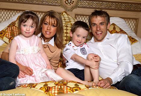 莎夏看世界: 2010 FIFA World Cup 足球明星和他們的漂亮老婆Ⅱ