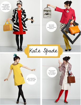 i adore pretty things and witty words kate spade  Posted by Bandanamom at