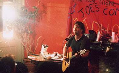 Phil Nichol at Joe's Comedy Madhouse 2005