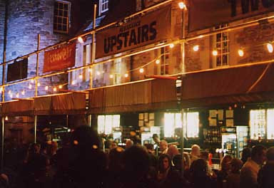 Pleasance Courtyard, Edinburgh Fringe 2007