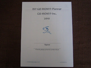 Go MOM DIY Planner