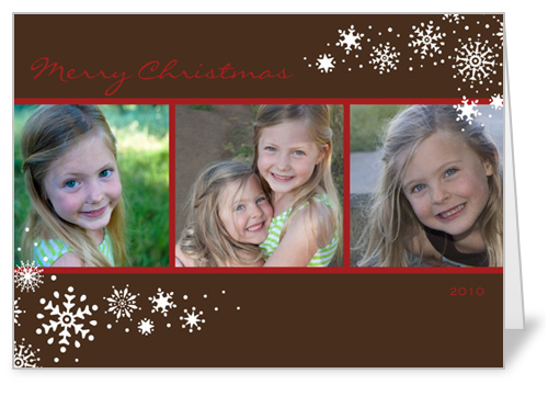 From Homemade Cards to Shutterfly Cards, Making hte Holidays Easier