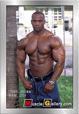 Bodybuilder Lionel Brown 2 | Bodybuilders & Muscle Men