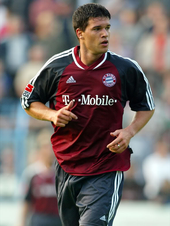 Michael Ballack: German Football