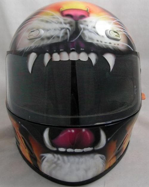 Mighty Lists: 10 creative motorcycle helmets