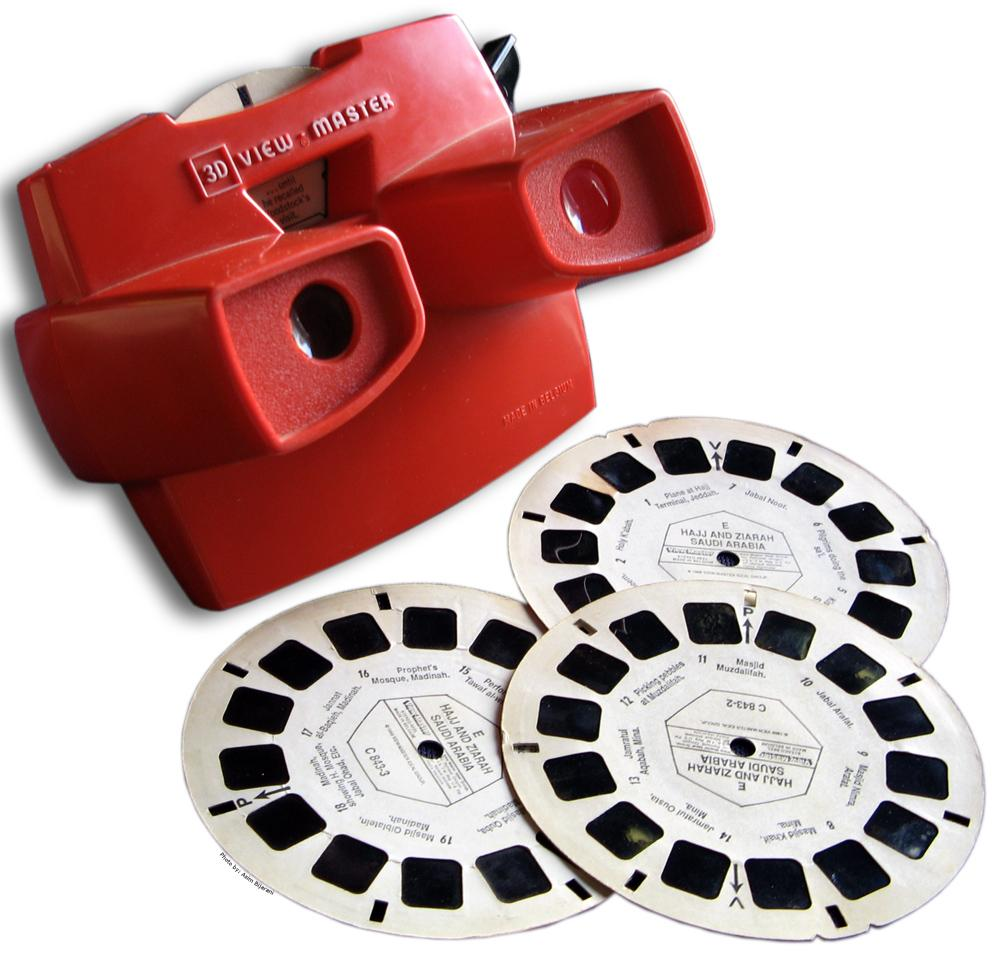 View Master Vintage 107