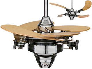 mighty lists: 13 unique ceiling fans