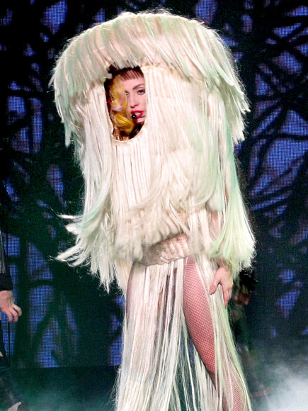 Mighty Lists 30 outrageous lady gaga outfits