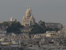 View from top of Centre Georges Pompidou