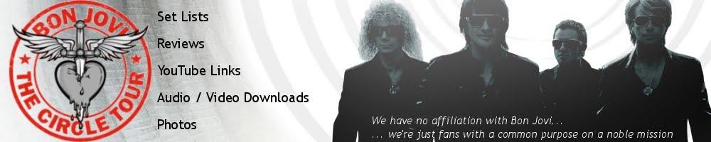 The 2010-11 Bon Jovi Circle Tour
