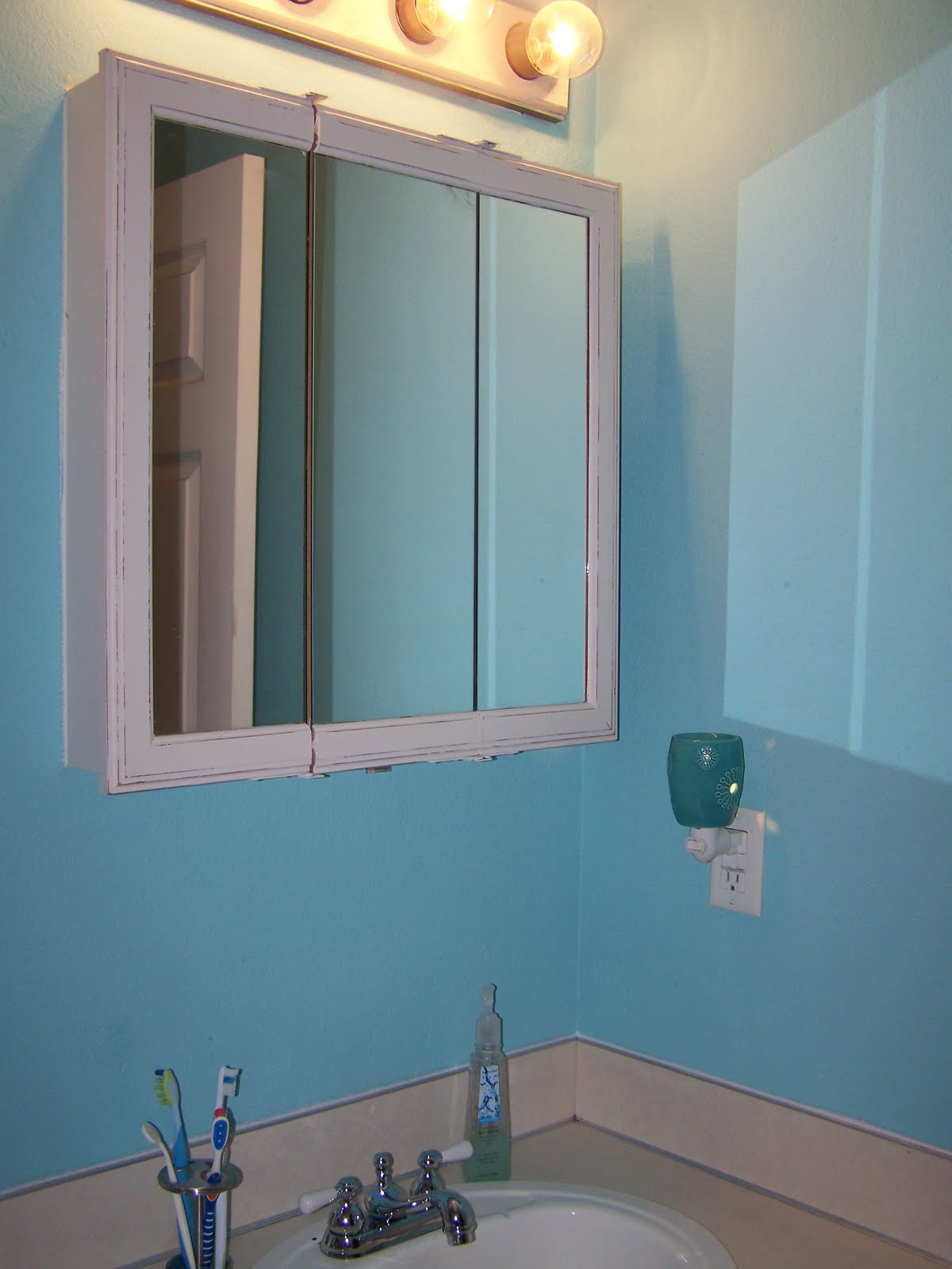 American Honey Home: Beautiful new bathroom