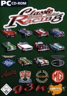 Classic British Motor Racing [PC][Portable][113.1Mb]
