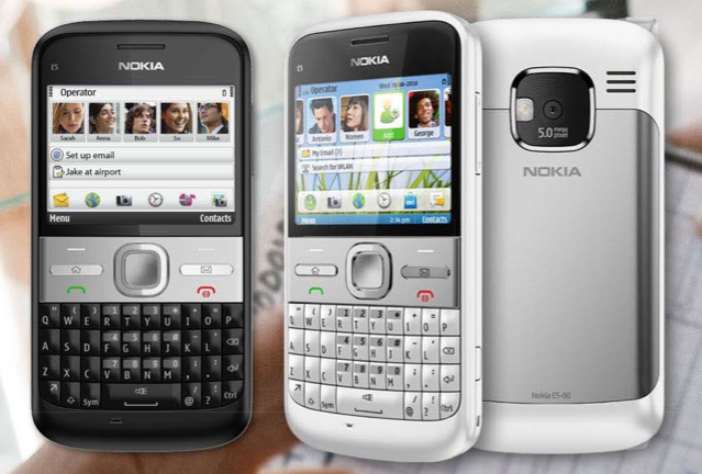 Latest trends in mobile phones: Nokia E5: Price, Features ...