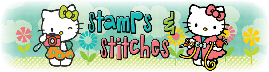 Stamps and Stitches