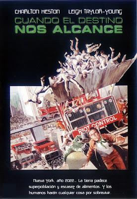 Soylent Green (Cuando el destino nos alcance) dirigida por Richard Fleischer