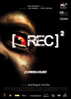 [REC]2 dirigida por Jaume Balegueró y Paco Plaza