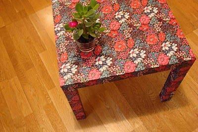 2 oportunidad empapelar muebles fatidica gala deco - Recibidores originales reciclados ...