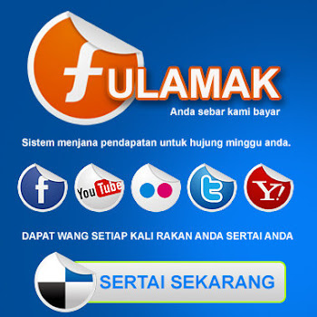 Jom sertai kami di Fulamak Network..