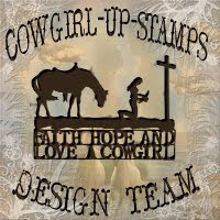 I designed for Cowgirl Up Stamps