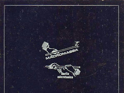 "Macromassa - Darlia Microtonica (simple de 7"", 2 temas) / (7"" single, 2 tracks)"