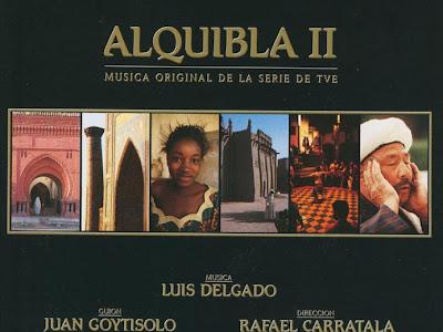 Luis Delgado - Alquibla II