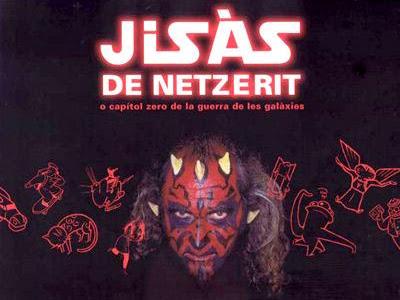Pau Riba - Nadadales (aka Jisàs De Netzerit (O Capítol Zero De La Guerra De Les Galàxies))