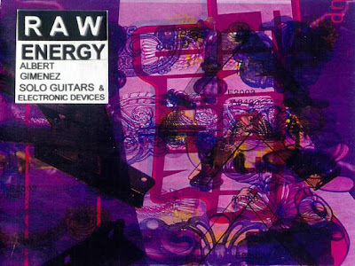 Albert Giménez - Raw Energy (Solo Guitars & Electronic Devices) (FLAC + MP3 + OGG + WAV)