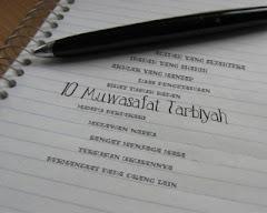 Elemen-Elemen Tarbiyyah