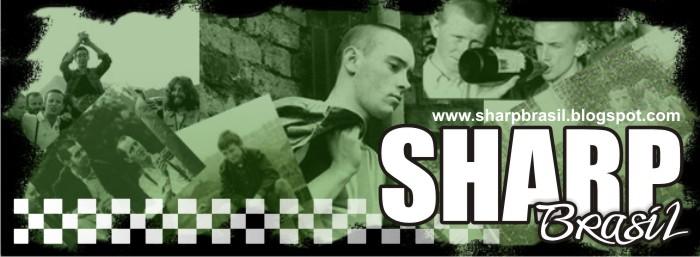 Webzine S.H.A.R.P. Brasil Skinheads Contra todas as formas de Fascismo!
