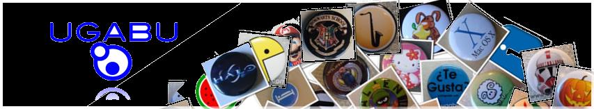 Chapas personalizadas - Publicitarias  UGABU