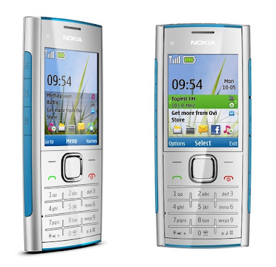 Nokia X2 Candybar Music Phone - Specifications, Features and Prices
