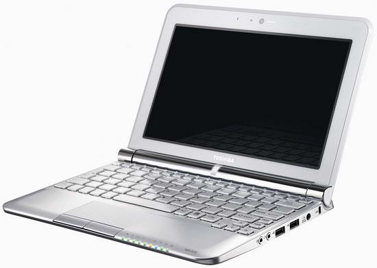Features of Toshiba NB305 Netbook at a Glance