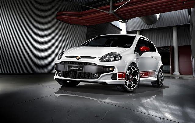 2011 Fiat Punto Abarth Evo