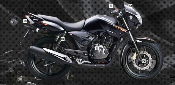 TVS Apache RTR 160 Hyper Edge Specifications  Reviews   Tech World