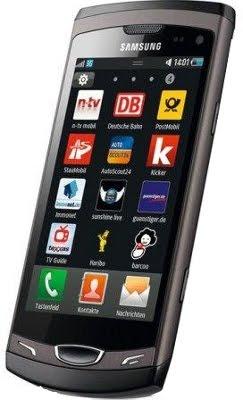 Samsung WAVE II GT-S8530 Smartphone