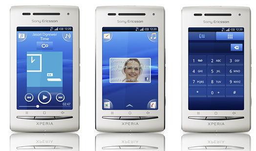 Sony Ericsson Xperia X8 Smartphone