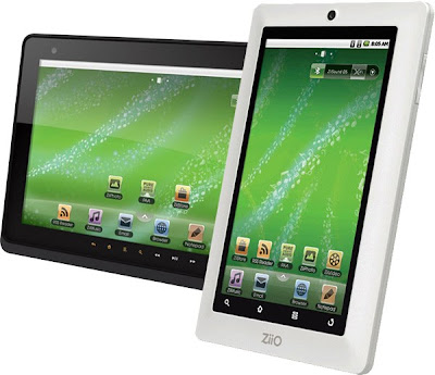 Creative ZiiO Pure Wireless Entertainment Tablet