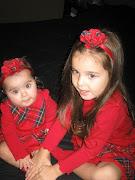 My cousin Briana & I...