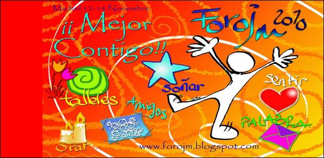 Foro de Jóvenes Jesús-María