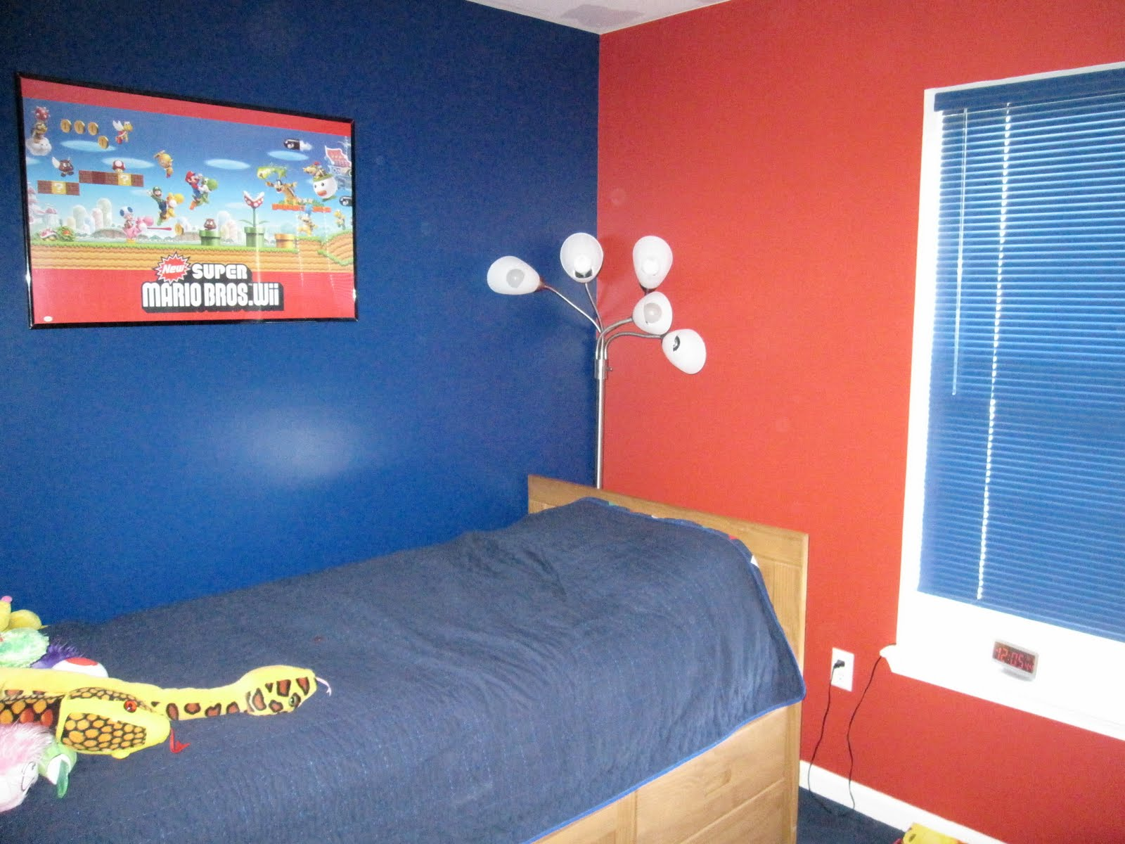 the highland schneiders new super mario bedroom weeeheeeeeee