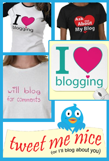 My New Line for Bloggers