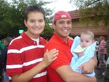 Me Blake and Ben