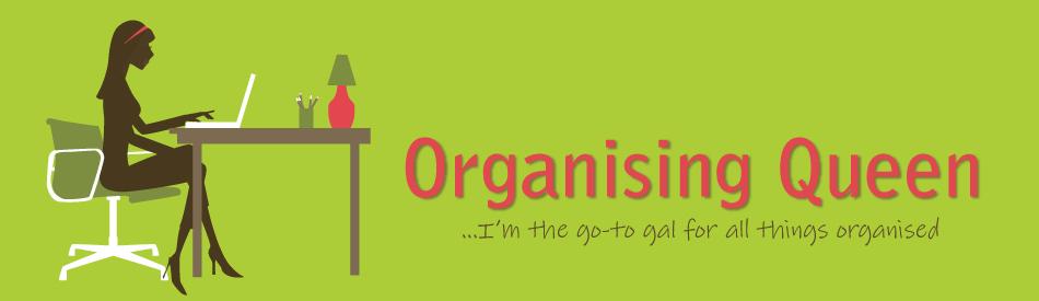 Organising Queen