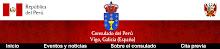 Consulado del Perú en  Vigo   Galicia  -  España